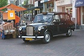Vehicle - Vehicle - Automobile - Austin - FX4 Taxicab