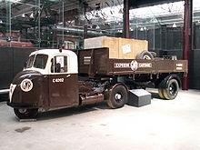 Vehicle - Truck - Scammell - Mechanical Horse