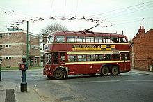 Vehicle - Vehicle - Bus - British United Traction - Trolleybus