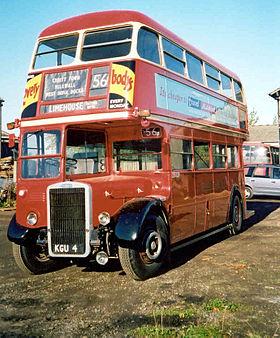 Vehicle - Vehicle - Bus - Leyland Bus - Titan