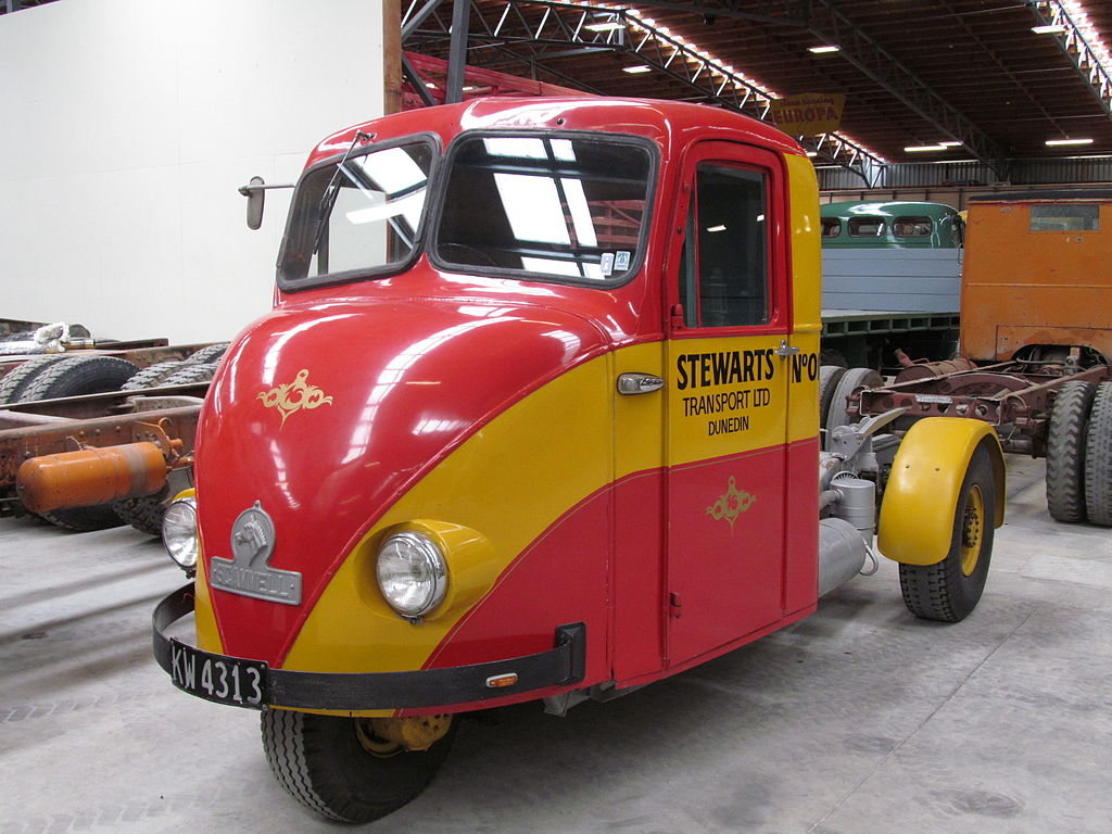 Vehicle - Vehicle - Truck - Scammell - Scarab