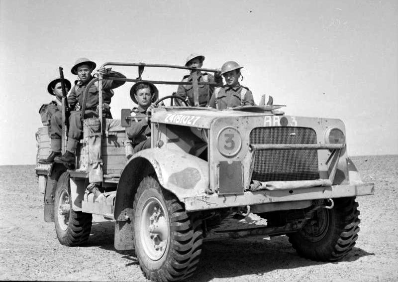 Vehicle - Vehicle - Truck - Bedford - MW