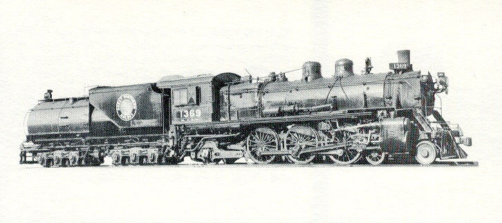 Rail - Locomotive - Steam - 4-6-2, Pacific H4