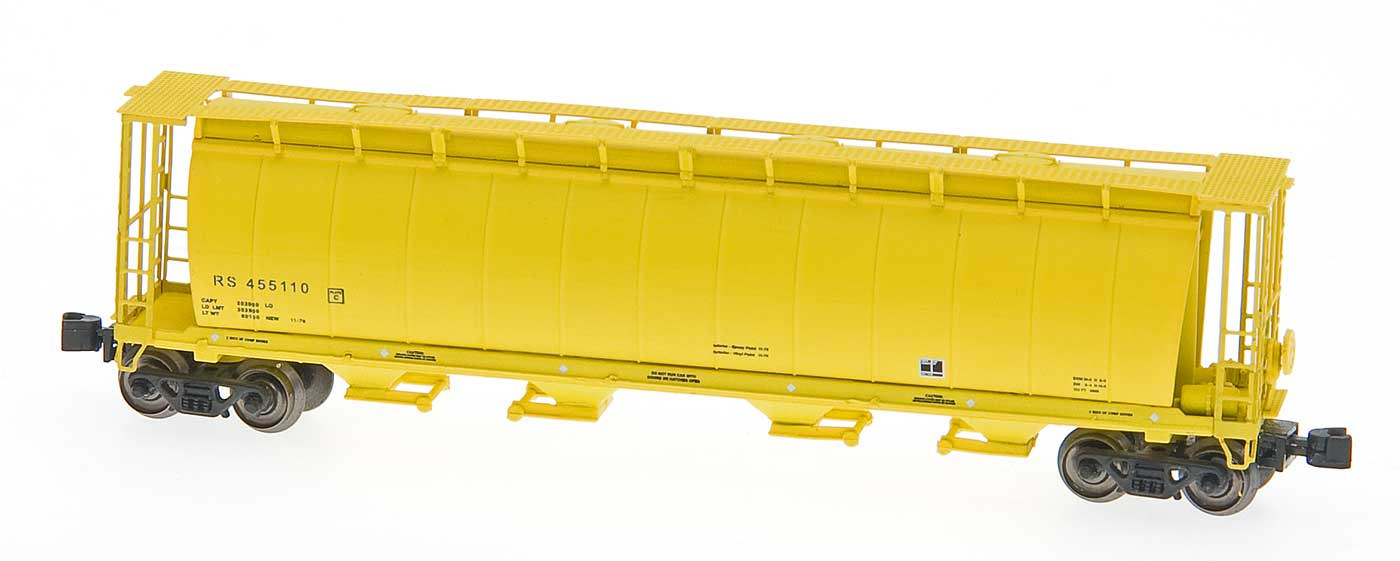 Z Scale - Intermountain - 85235-06 - Covered Hopper, 4-Bay, Cylindrical - Roberval Saguenay - 455155