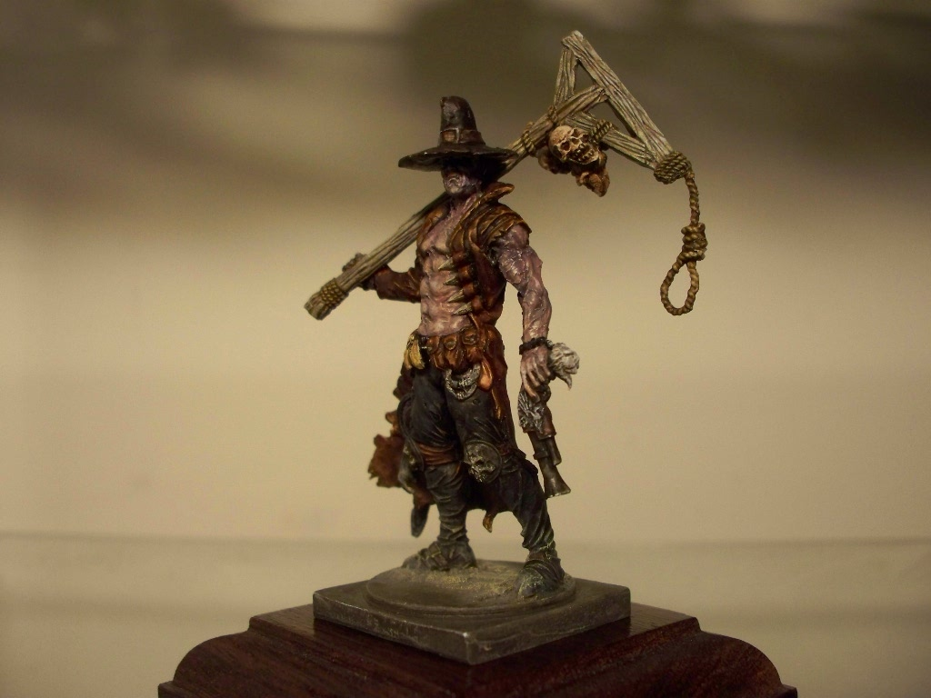 Kingdom Death - Manhunter