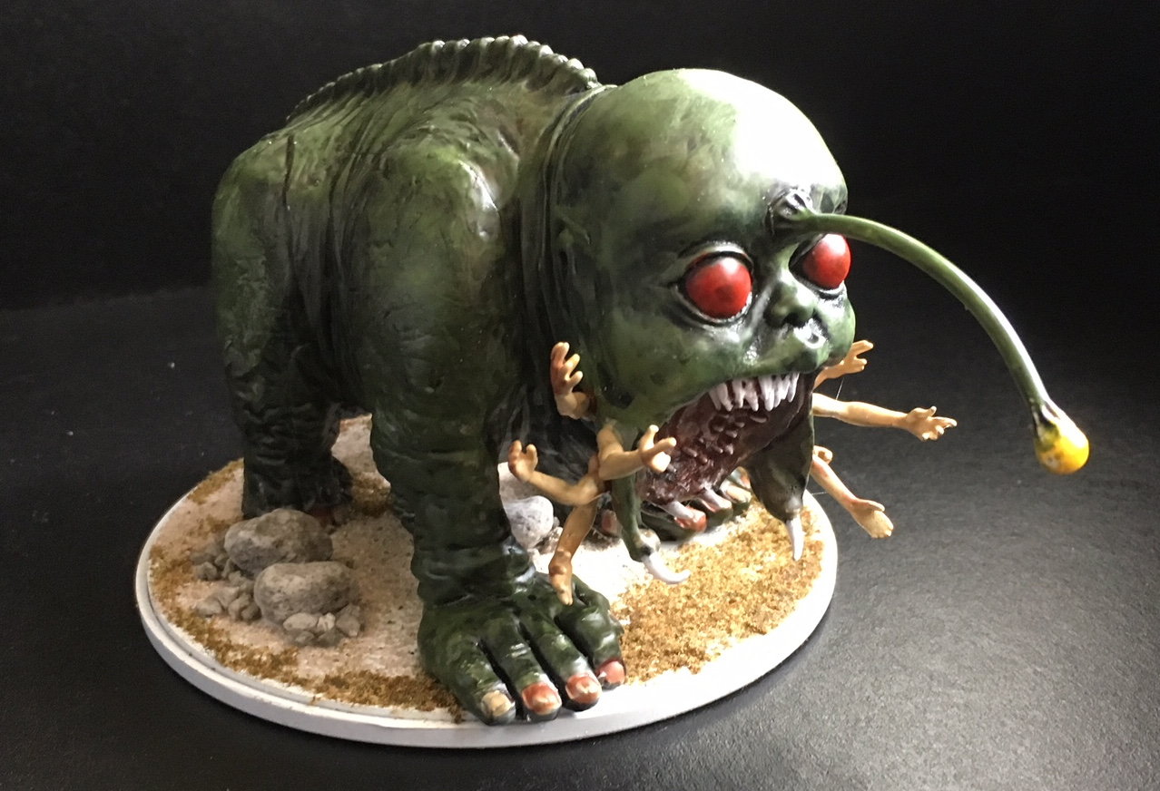 Kingdom Death - Gorm