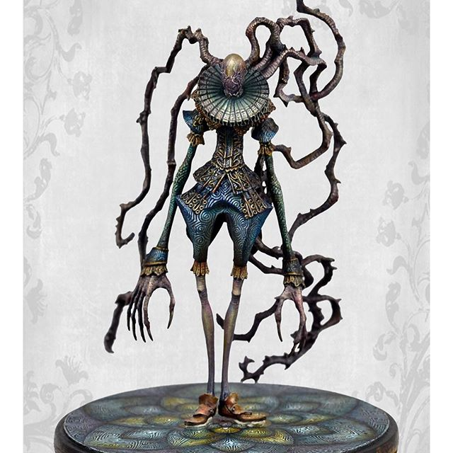 Kingdom Death - Slenderman