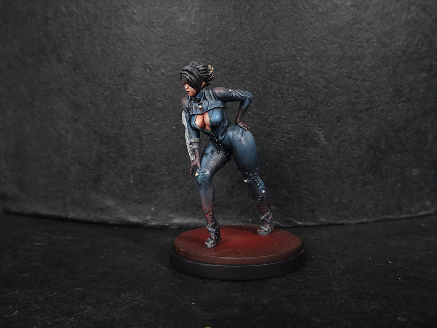 Kingdom Death - Regeneration Suit