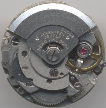 Watch Movement - Automatic - Seiko 4206