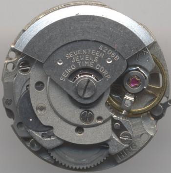 Watch Movement - Automatic - Seiko 4206