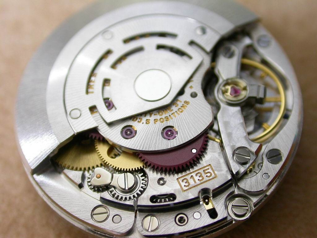 Watch Movement - Automatic - Rolex 3135