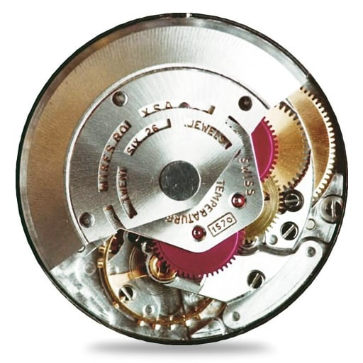 Watch Movement - Automatic - Rolex 1570