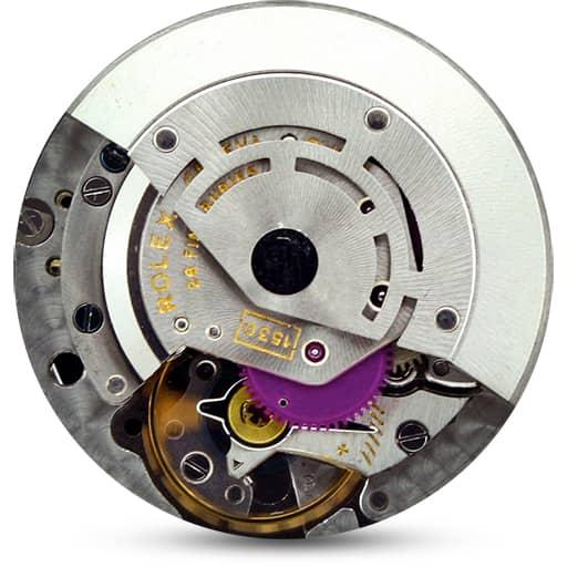 Watch Movement - Automatic - Rolex 1530