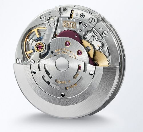 Watch Movement - Automatic - Rolex 3155