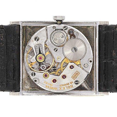 Watch Movement - Manual - Rolex 1600