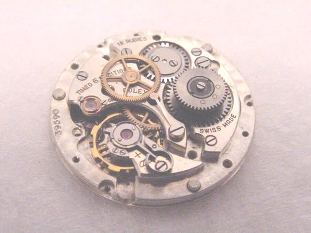 Watch Movement - Automatic - Rolex 620