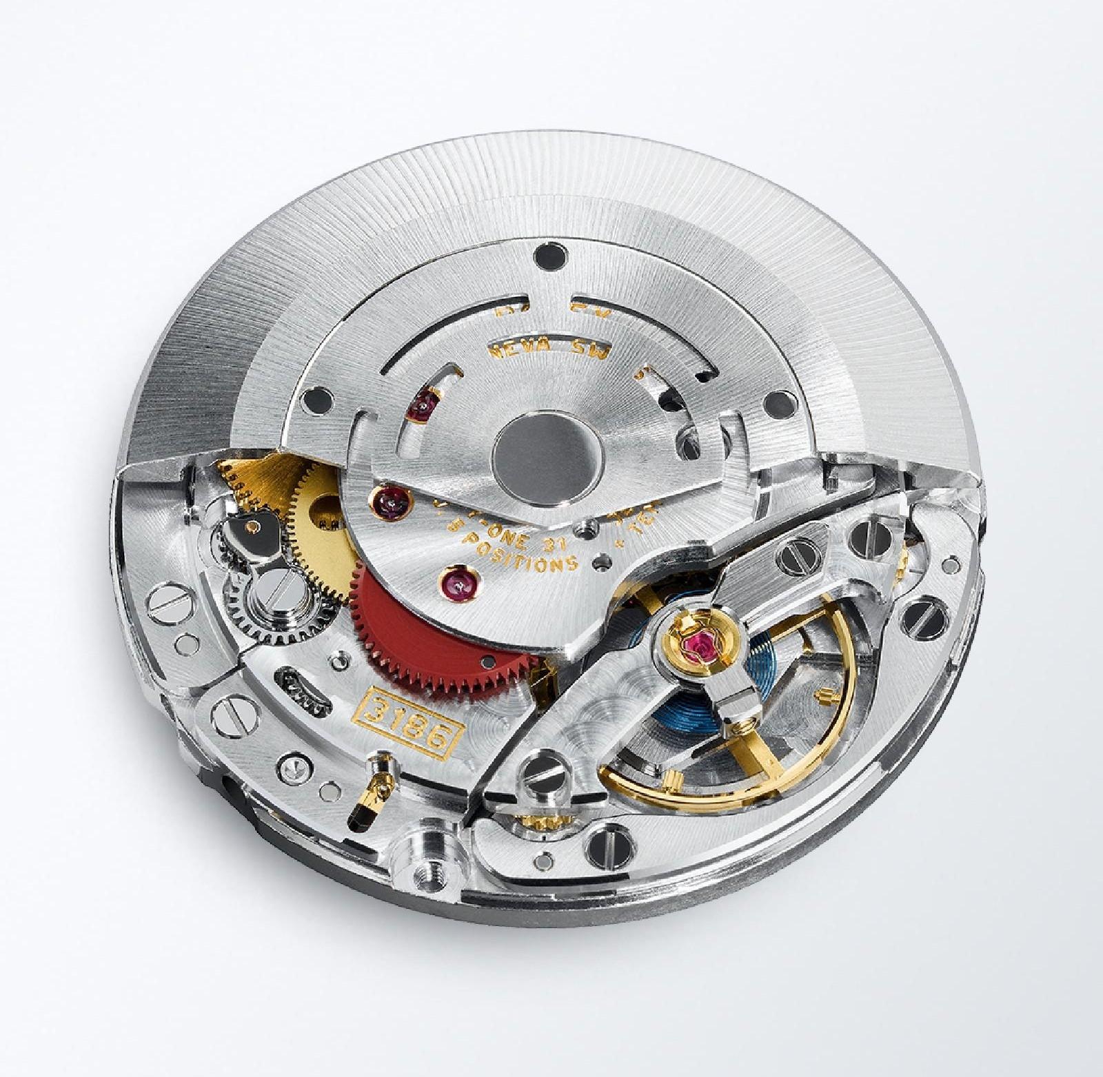 Watch Movement - Automatic - Rolex 3186