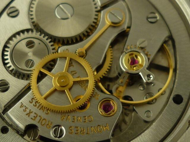 Watch Movement - Manual - Rolex 1220