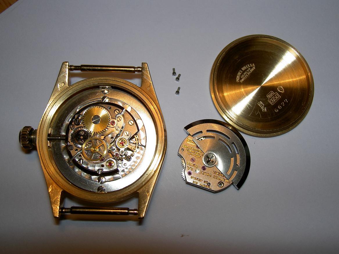 Watch Movement - Automatic - Rolex 1160
