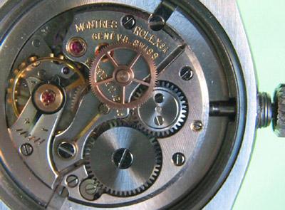 Watch Movement - Manual - Rolex 1215