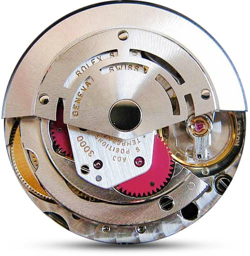 Watch Movement - Automatic - Rolex 3000