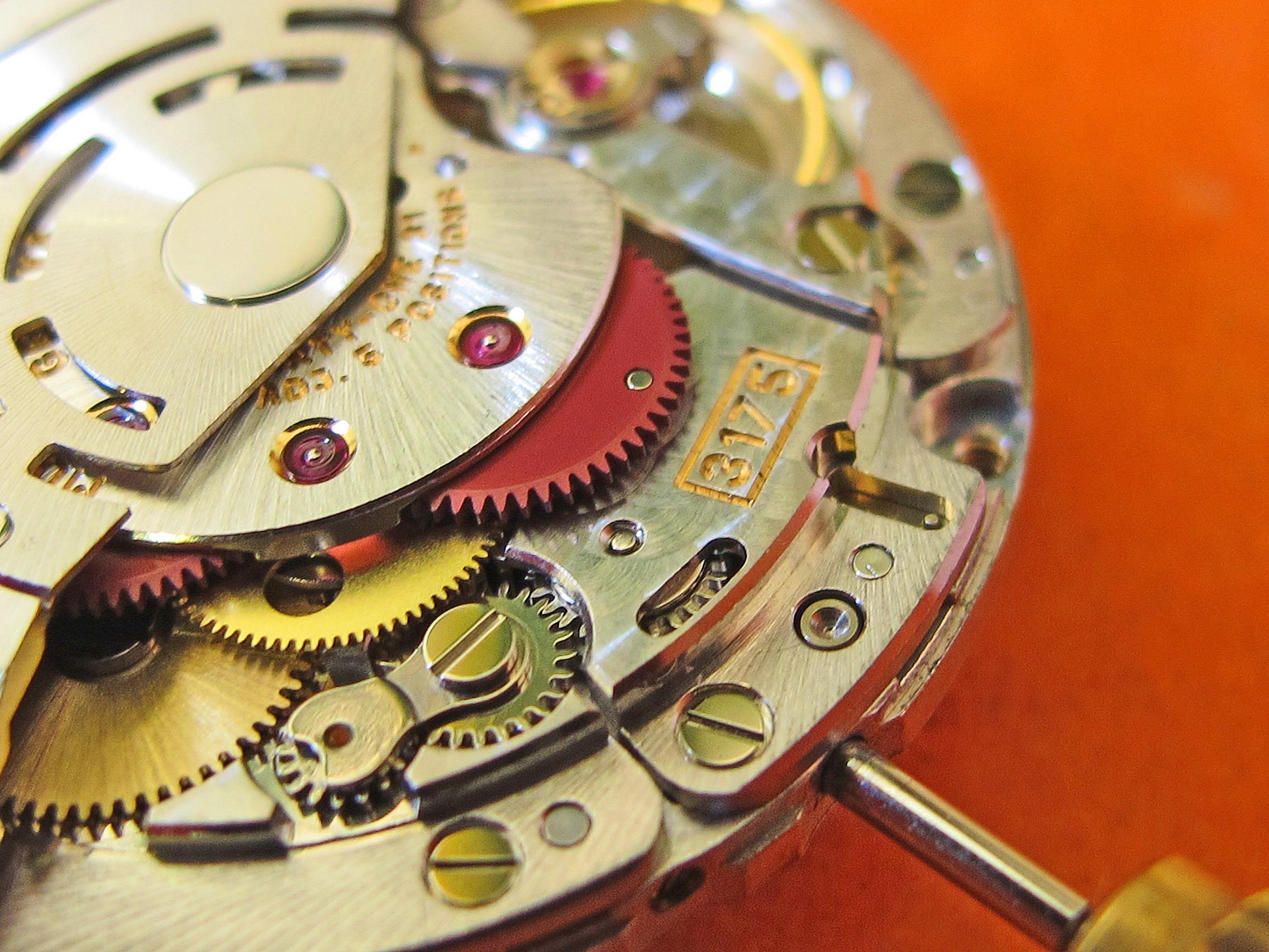 Watch Movement - Automatic - Rolex 3175