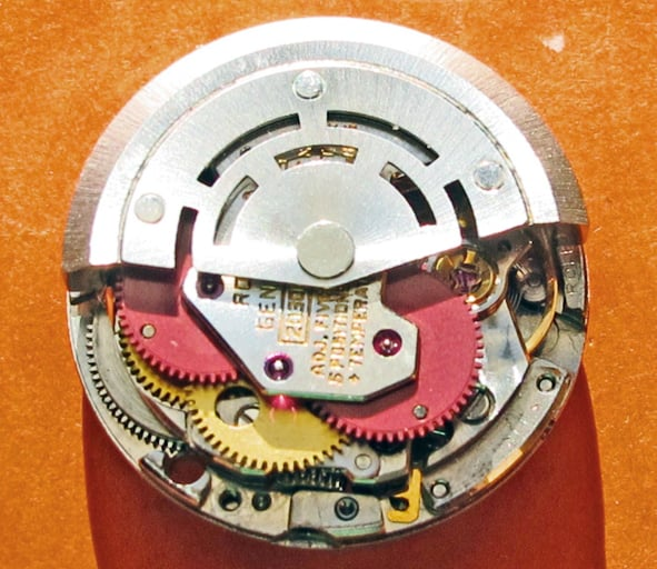 Watch Movement - Automatic - Rolex 2030