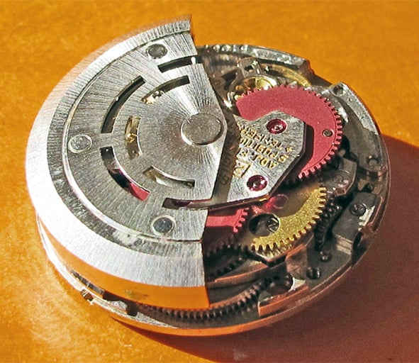 Watch Movement - Automatic - Rolex 2035