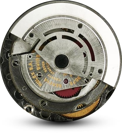 Watch Movement - Automatic - Rolex 3075