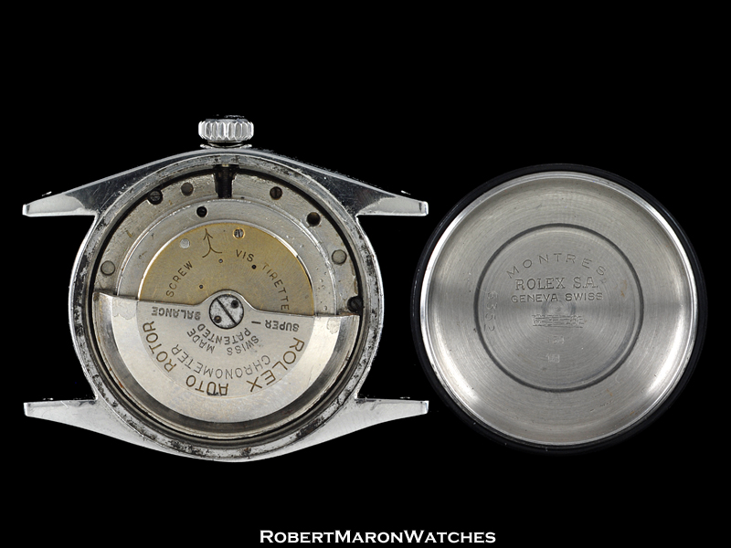 Watch Movement - Automatic - Rolex 775 (A.296)