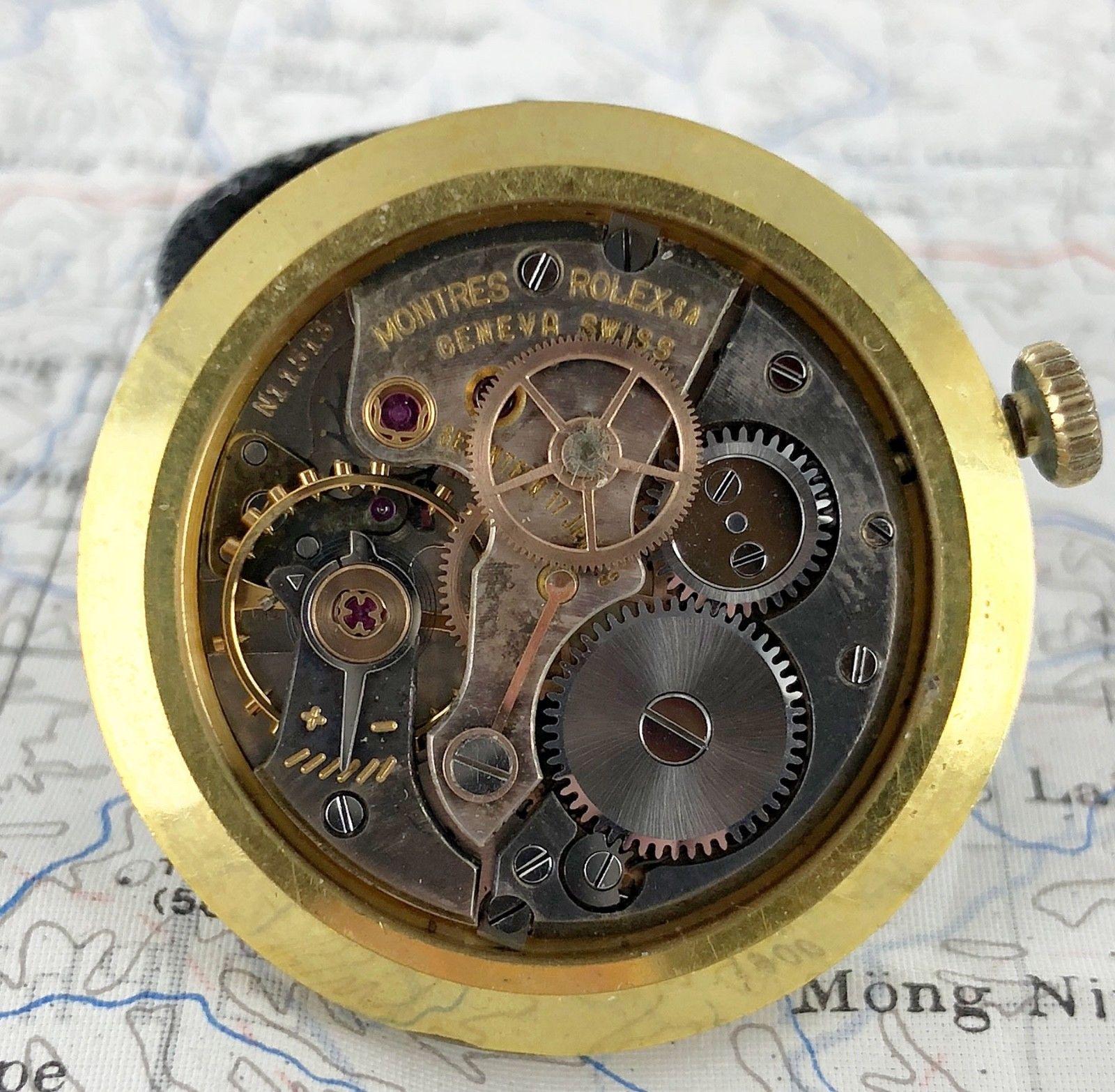 Watch Movement - Manual - Rolex 1210