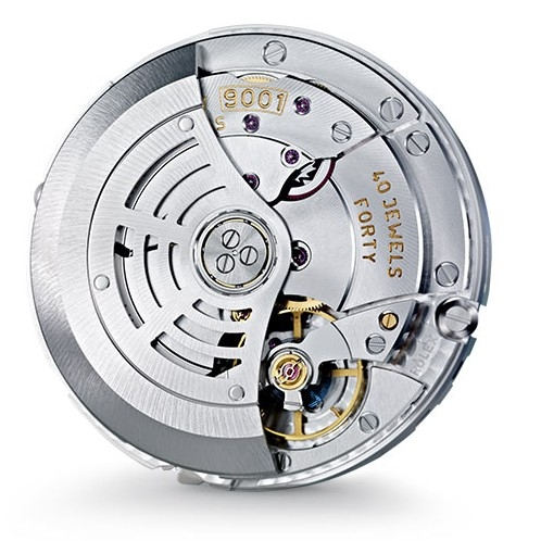 Watch Movement - Automatic - Rolex 9001
