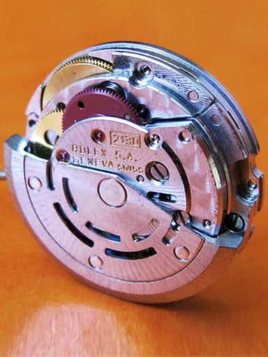 Watch Movement - Automatic - Rolex 2130