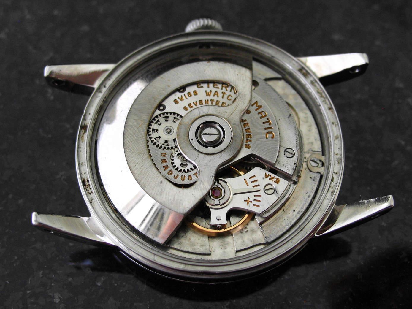 Watch Movement - Automatic - ETA 2824-2