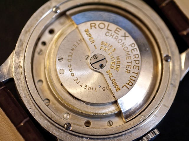 Watch Movement - Automatic - Rolex 740 (A.295)