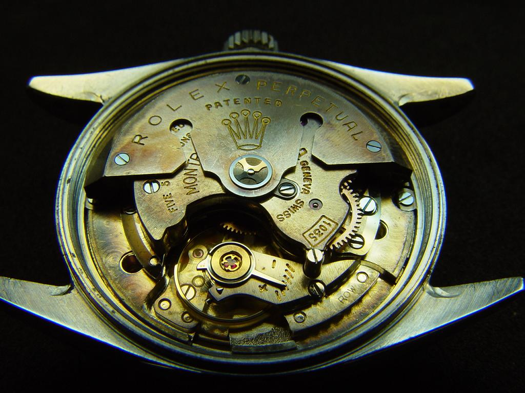 Watch Movement - Automatic - Rolex 1035