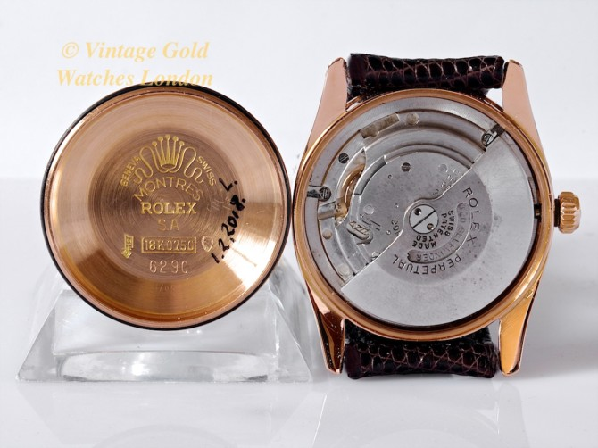 Watch Movement - Automatic - Rolex 640 (A.260)