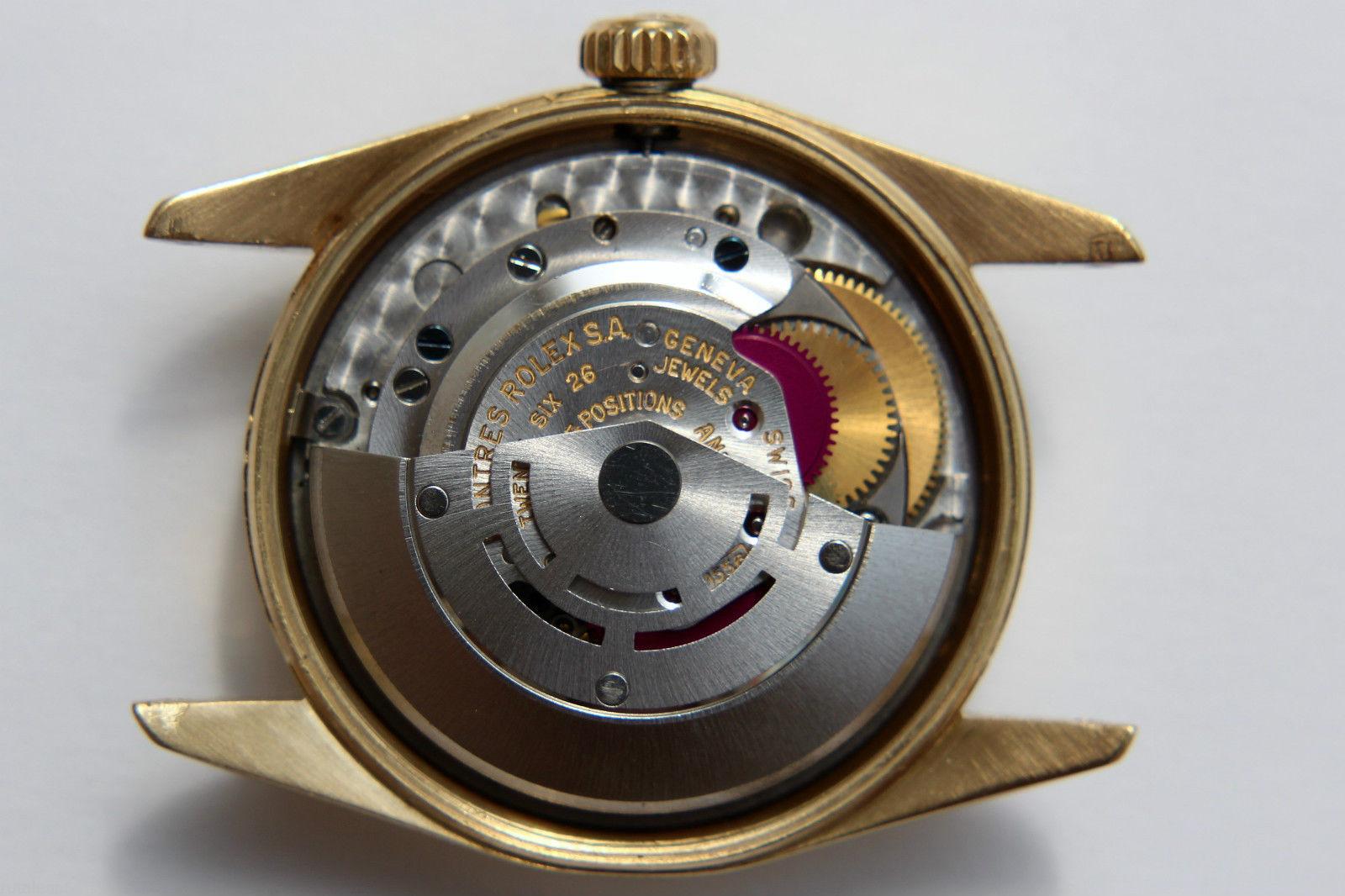 Watch Movement - Automatic - Rolex 1556