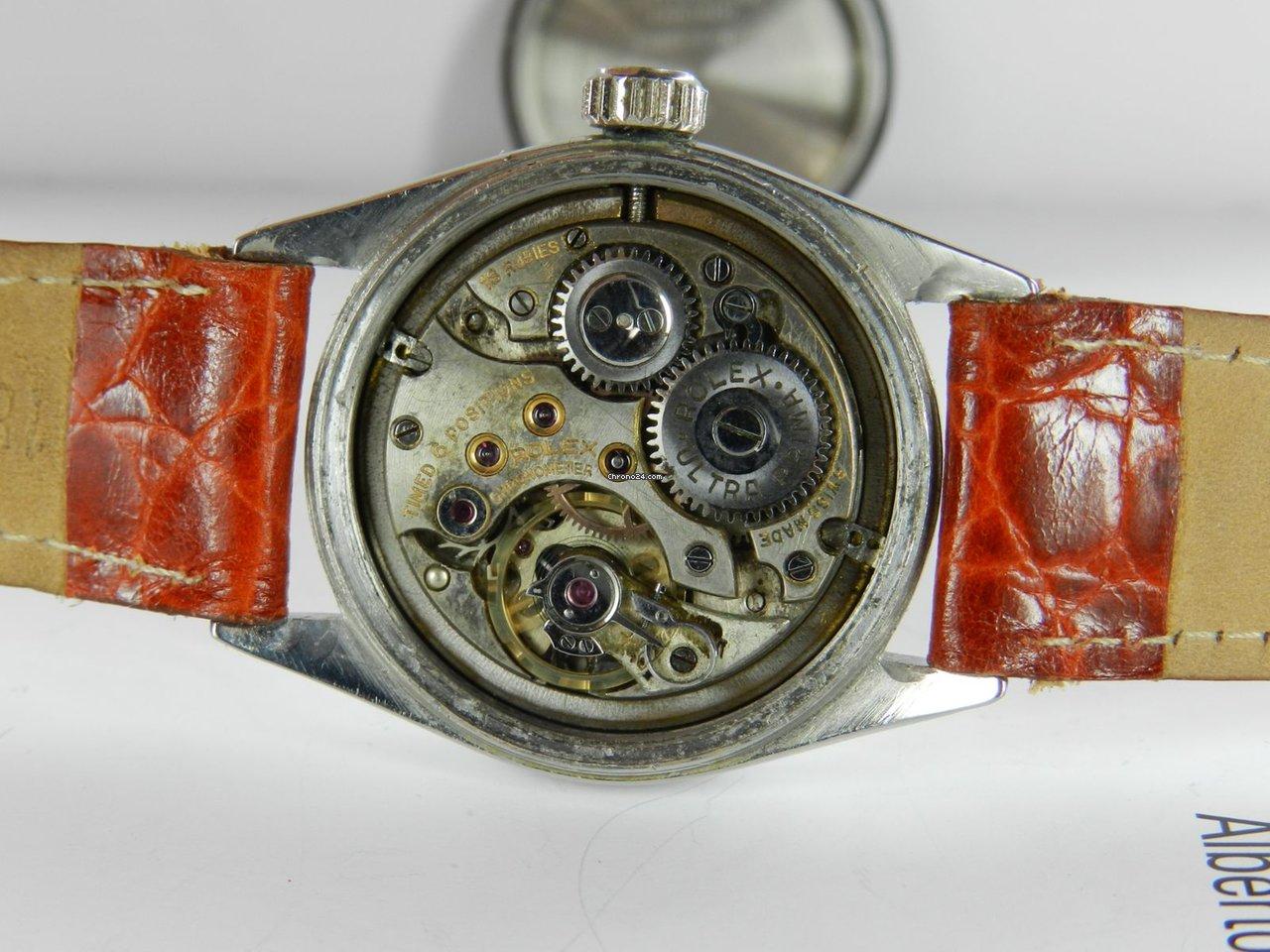 Watch Movement - Manual - Rolex 720