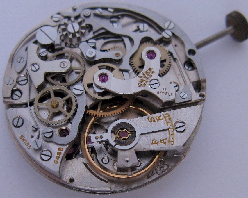 Watch Movement - Manual - Valjoux 22