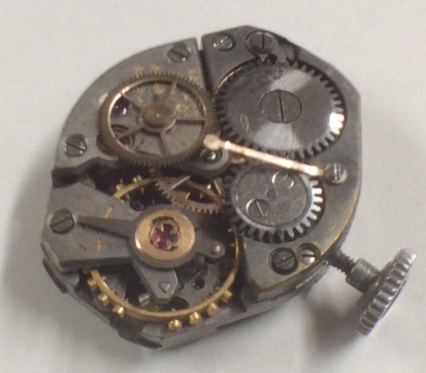 Watch Movement - Manual - Rolex 1310