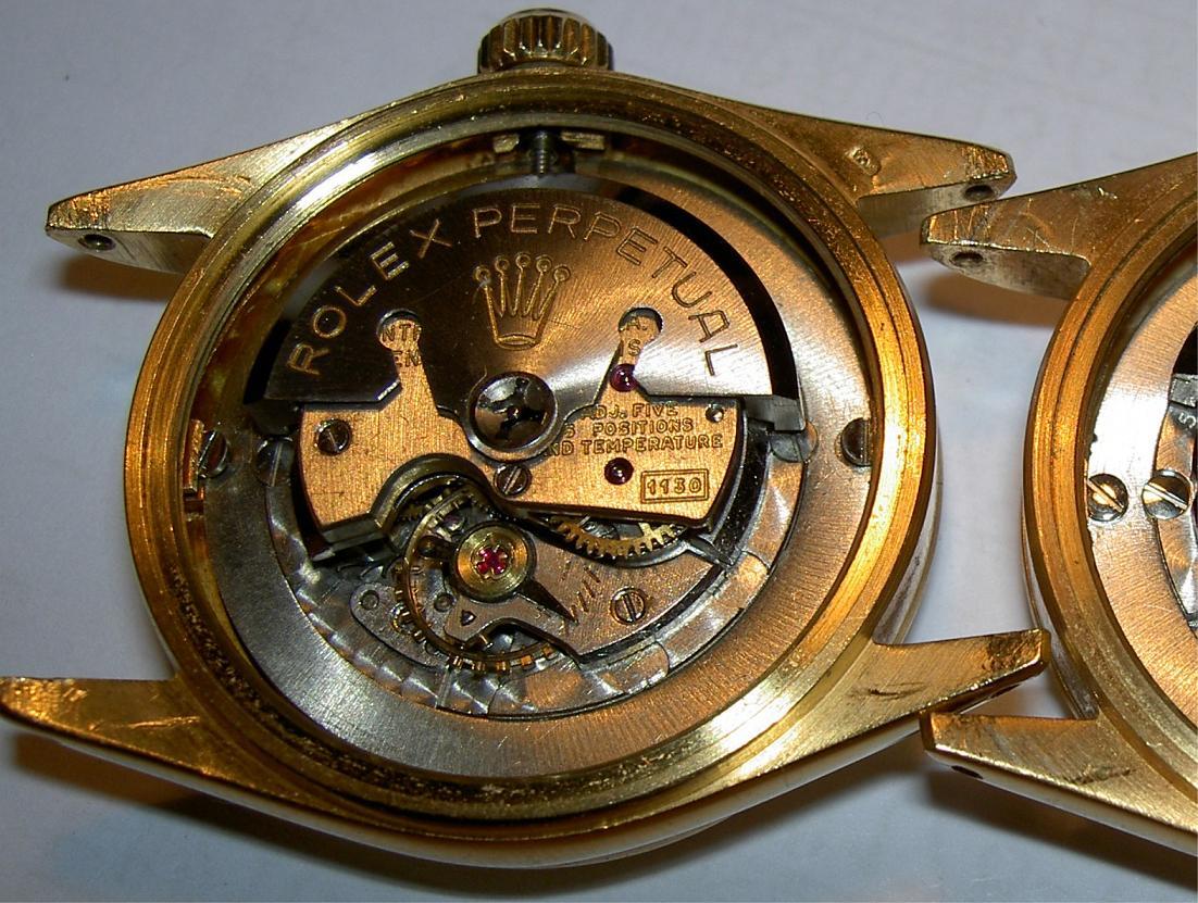 Watch Movement - Automatic - Rolex 1130