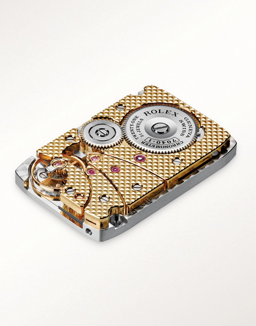 Watch Movement - Manual - Rolex 7040