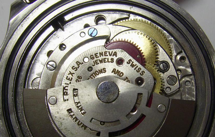 Watch Movement - Automatic - Rolex 1580