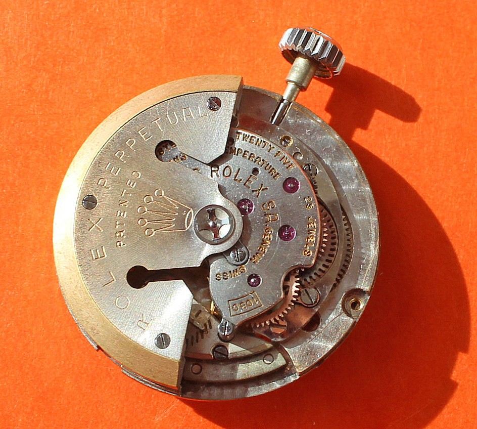 Watch Movement - Automatic - Rolex 1036