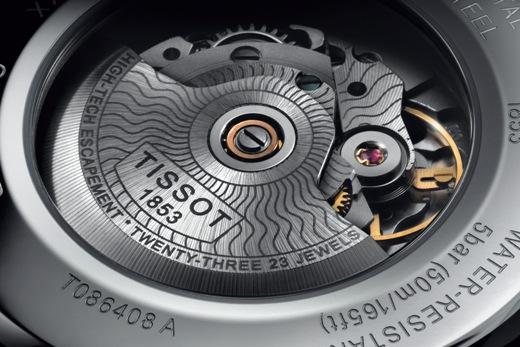 Watch Movement - Automatic - ETA C07.111 COSC