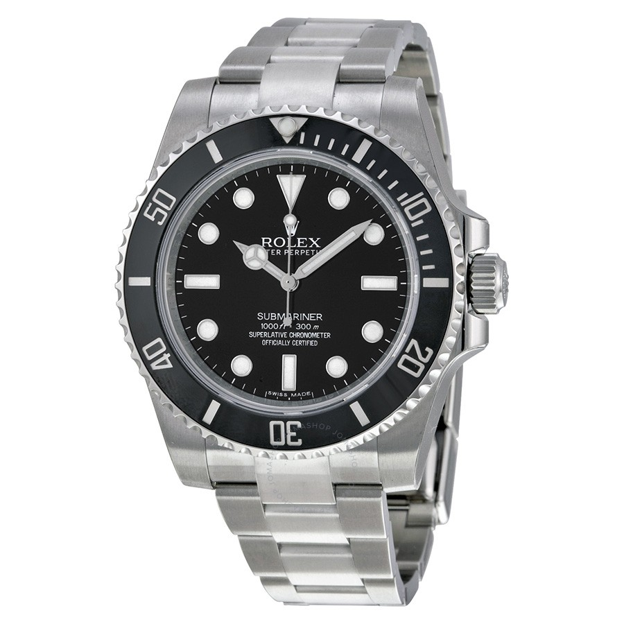 Rolex - 114060 - Submariner - Mens