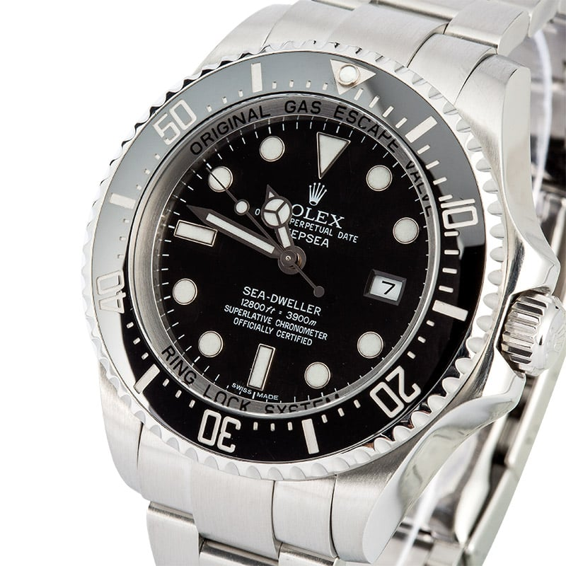 Rolex - 116660 - Sea-Dweller - Deepsea - Mens