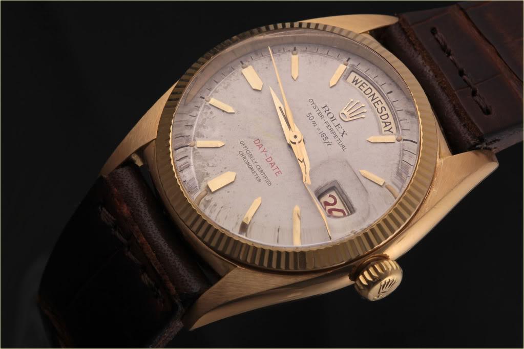 Rolex - 6511 - Day-Date