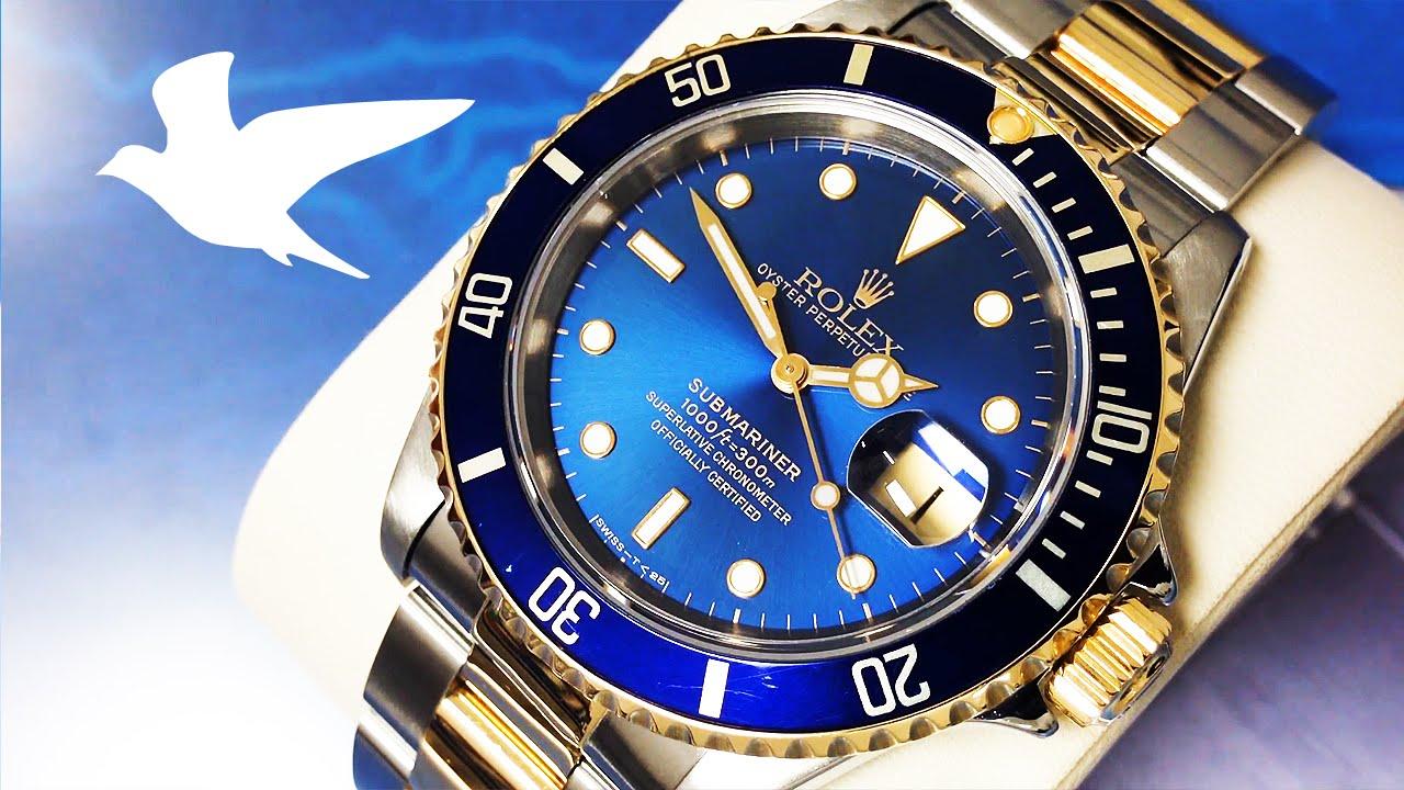Rolex - 16613 - Submariner